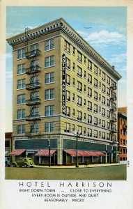 Harrison Hotel, 14th St. and Harrison Blvd., Oakland, California